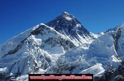 Dinh nui Everest